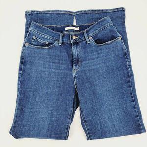 Levi's Classic Bootcut Jeans High Rise 29 Stretch